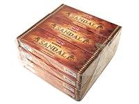 HEM(ヘム) ソーアムサンダル香ドゥープ SOHAM SANDAL DHOOP 12箱セット