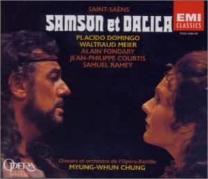サン=サーンス:歌劇「サムソンとデリラ」