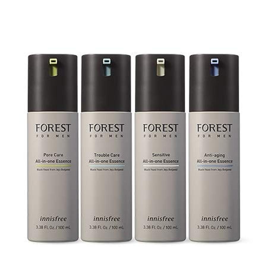 ライン勇敢な無条件[イニスフリー.INNISFREE](公式)フォレストフォアマンオールインワンエッセンス各100mL(2019。新発売)/ FOREST FOR MAN ALL IN ONE ESSENCE(2019.04 NEW PRODUCT...
