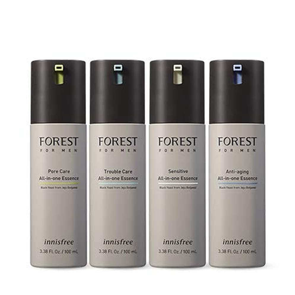 争う結果としてに対して[イニスフリー.INNISFREE](公式)フォレストフォアマンオールインワンエッセンス各100mL(2019。新発売)/ FOREST FOR MAN ALL IN ONE ESSENCE(2019.04 NEW PRODUCT...