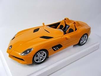ミニチャンプス 1/18 メルセデスベンツ SLR マクラーレン スターリング モス(オレンジ)並行輸入品