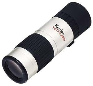 Kenko 単眼鏡 7~21×21 ズーム 最大21倍 21口径 ズームタイプ 軽量コンパクト 7-21X21