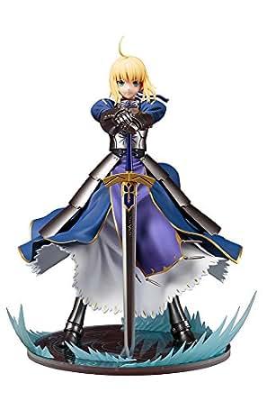 コトブキヤ Fate/stay night[Unlimited Blade Works] 騎士王 セイバー 1/7スケール PVC製 塗装済み完成品フィギュア