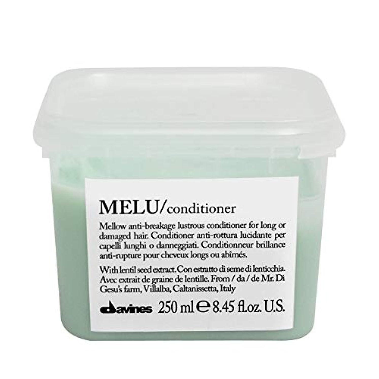 満たす未満生産性[Davines ] ダヴィネスMeluコンディショナー250ミリリットル - Davines Melu Conditioner 250ml [並行輸入品]