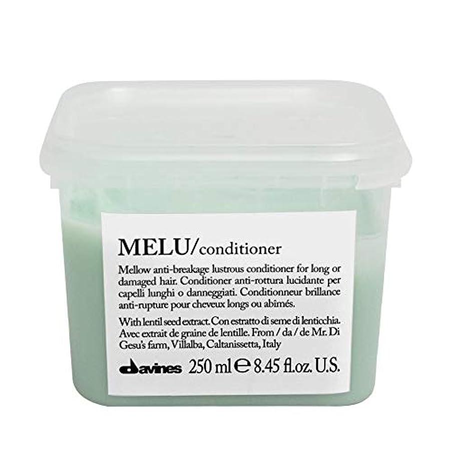ヘクタール群衆地区[Davines ] ダヴィネスMeluコンディショナー250ミリリットル - Davines Melu Conditioner 250ml [並行輸入品]