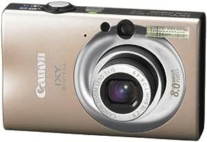 Canon デジタルカメラ IXY (イクシ) DIGITAL 20 IS(キャメル) IXYD20IS(CM)