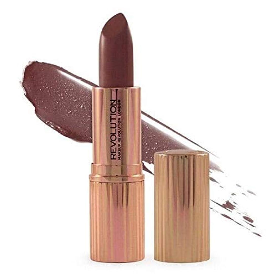 重要な役割を果たす、中心的な手段となる重要な役割を果たす、中心的な手段となる我慢する[Revolution ] 革命ルネサンス口紅プライム - Revolution Renaissance Lipstick Prime [並行輸入品]