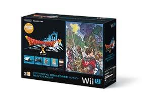ドラゴンクエストX 目覚めし五つの種族 オンライン Wii U プレミアムセット【メーカー生産終了】