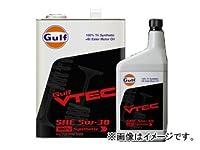 ガルフ/Gulf エンジンオイル ヴイテック/VTEC 5W-30 1L×6缶