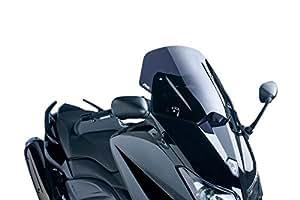Puig(プーチ) バイク用スクリーンカウル ダークスモーク V-TECH SPORT YAMAHA T-MAX530(12-15) puig-6036F