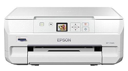 EPSON プリンター インクジェット複合機 カラリオ EP-708A