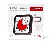 タイムタイマー  60分タイマー 30cm マグネット TTA2-MAG-W 正規品