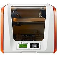 XYZprinting da Vinci Jr. 1.0 3D Printer - 5.9'' x 5.9'' x 5.9'' Built Volume (Includes: $14 300g PLA Filament , $49 STEAM 3D Design Tutorial eGift Card – Must Register Product, $10 Maintenance Tools, XYZmaker 3D Design CAD Software)