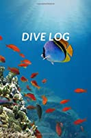 Dive Log: Scuba Diving Logbook for Beginner, Intermediate, and Experienced Divers - Dive Journal for Training, Certification and Recreation - Compact Size for Logging Over 100 Dives
