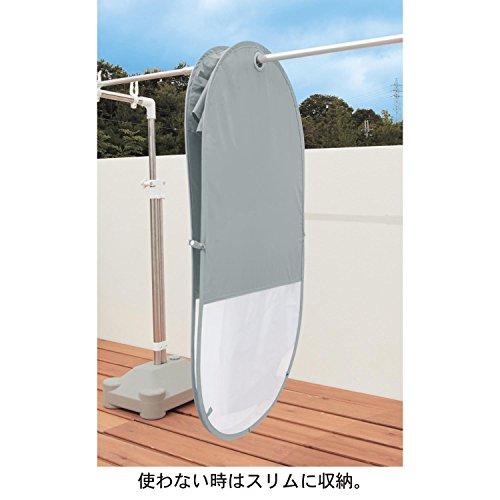 洗濯物雨避けカバー