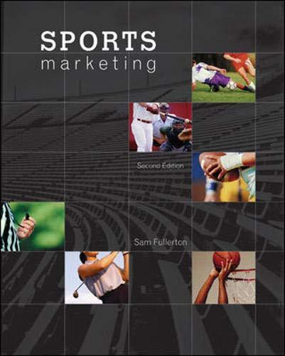 Download Sports Marketing 007338111X