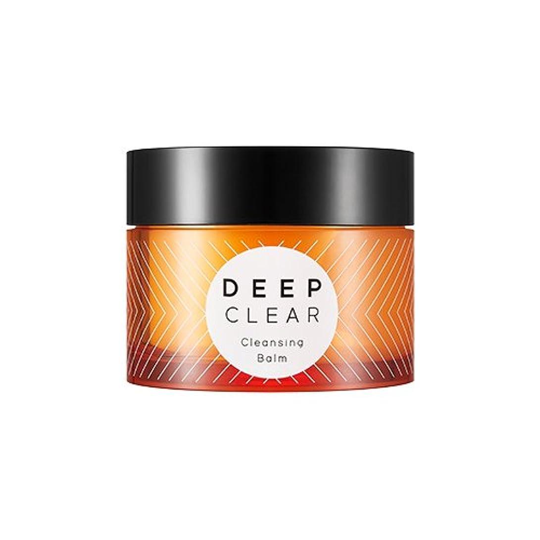 思春期のパンダ違反[New] MISSHA Deep Clear Cleansing Balm 100g/ミシャ ディープ クリア クレンジング バーム 100g