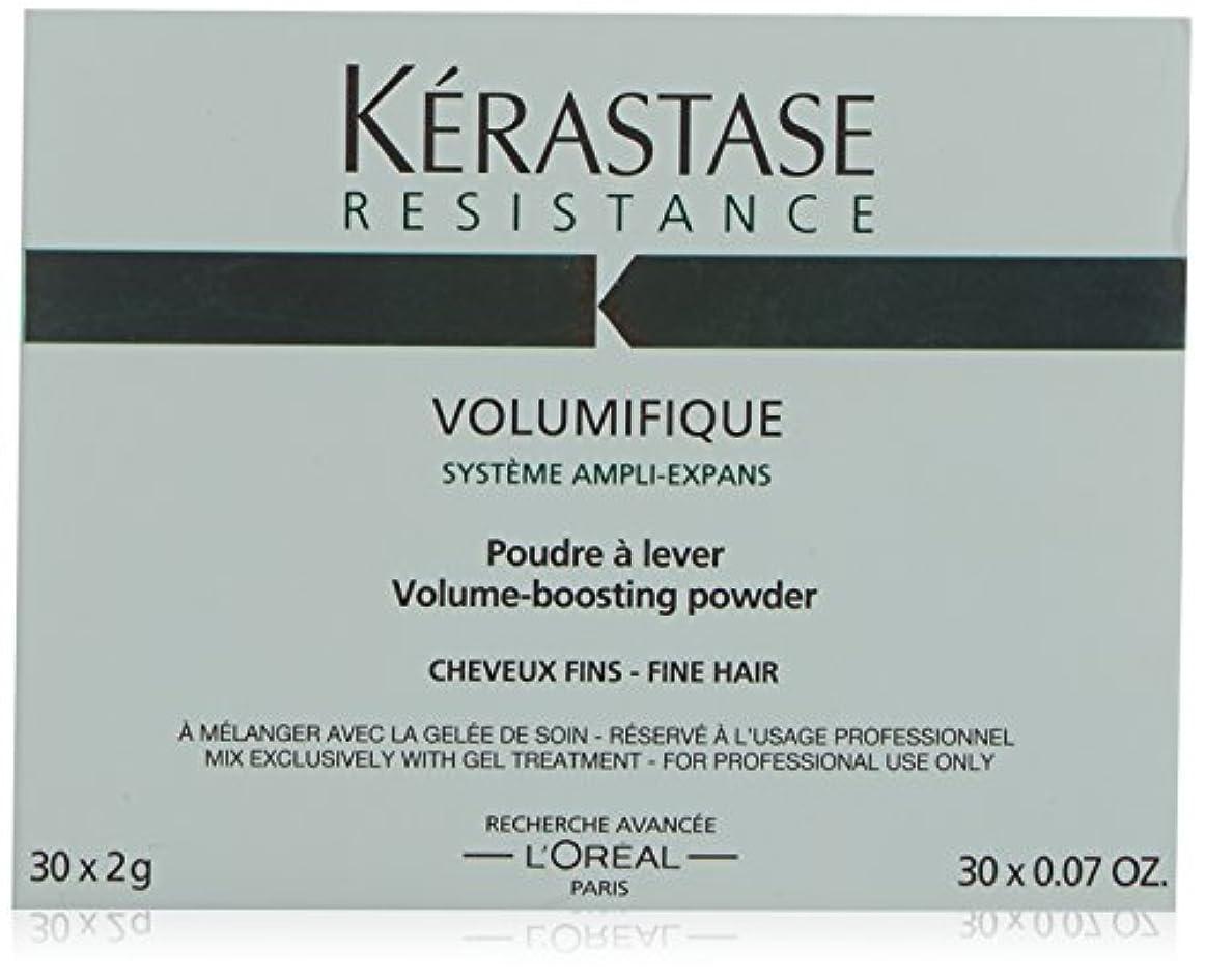 減る役割踏みつけKerastase - パウダー30X2XGRを高めるケラスターゼVOLUME - 【並行輸入品】