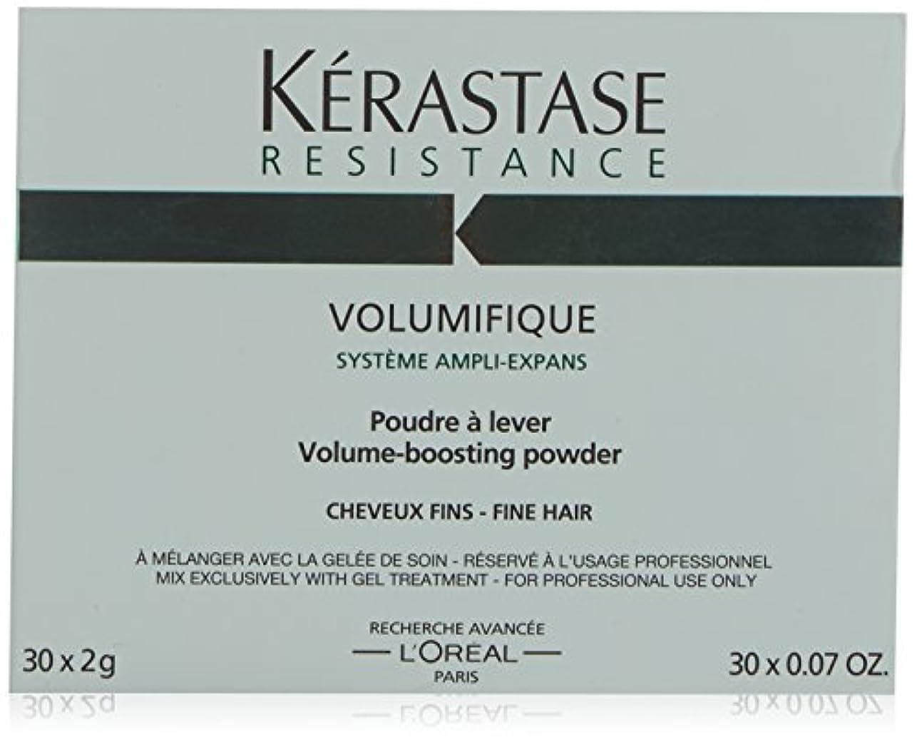 口径却下するブリーフケースKerastase - パウダー30X2XGRを高めるケラスターゼVOLUME - 【並行輸入品】