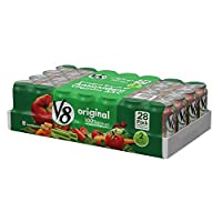 キャンベル V8 100% 野菜ジュース 340ml×24本