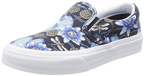 [VANS] VANS 스니커즈 KIDS Classic Slip-On Dragon Floral-VN0A32QILXM