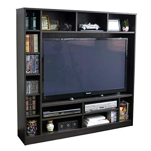 テレビ台 ハイタイプ 壁面家具 リビング壁面収納 50インチ...