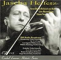 Jascha Heifetz Live 2
