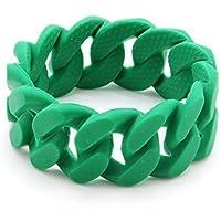 Chewbeads Stanton Bracelet - Emerald Green by Chewbeads [並行輸入品]