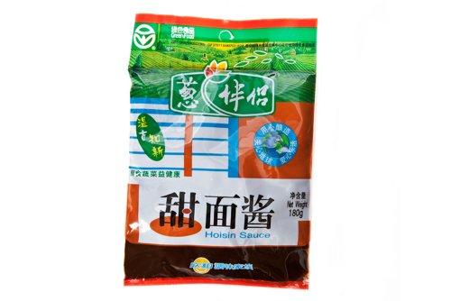 緑色食品葱伴侶甜麺醤(テンメンジャン) 中華料理人気商品・中華食材調味料・中国名物