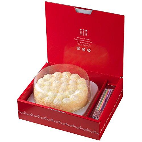 ルタオ (LeTAO) チーズケーキ バースデードゥーブル ドゥーブルフロマージュ 5号 15cm