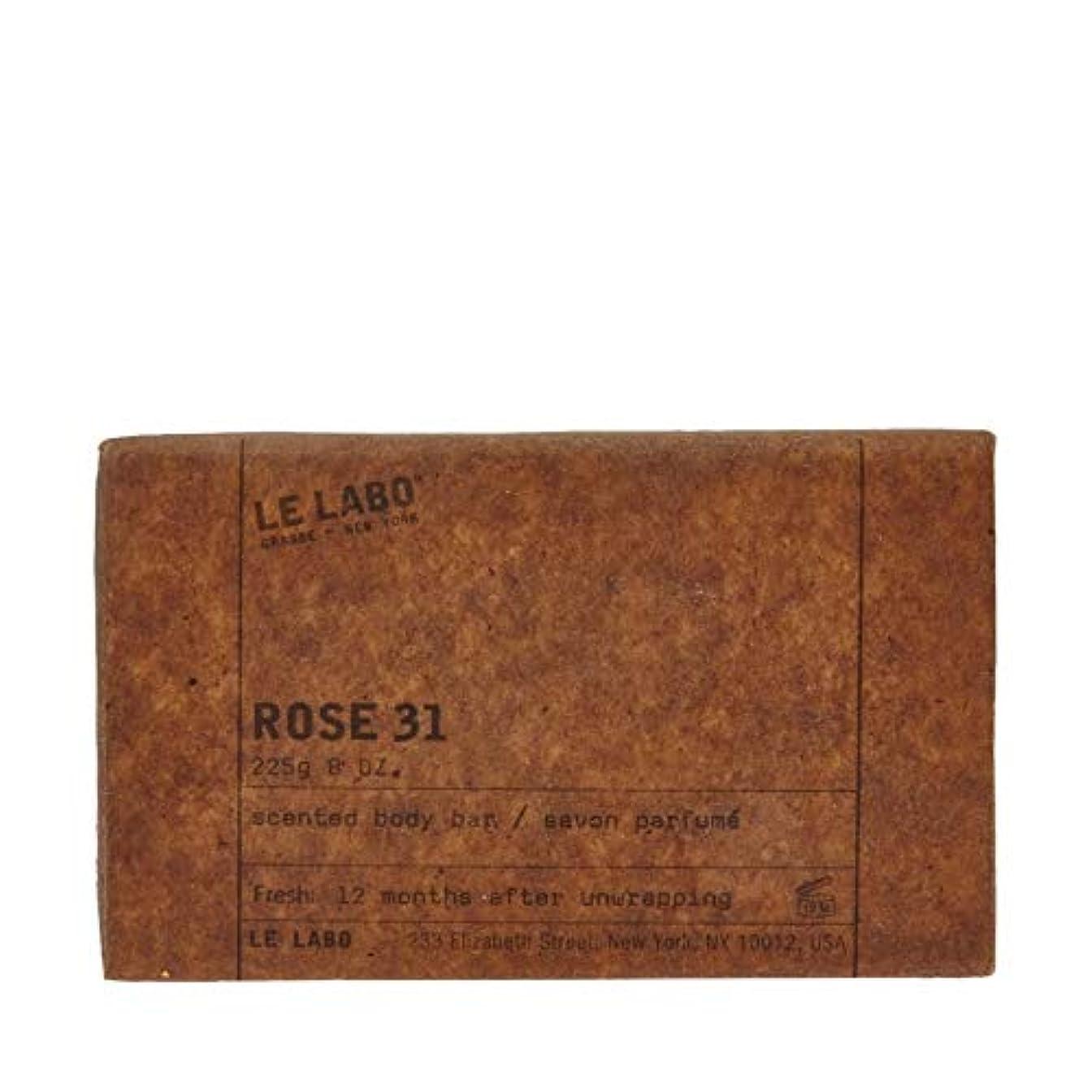 固体流出ホラー[Le Labo ] ル?ラボルラボ31石鹸の225グラムをバラ - Le Labo Le Labo Rose 31 Soap 225g [並行輸入品]