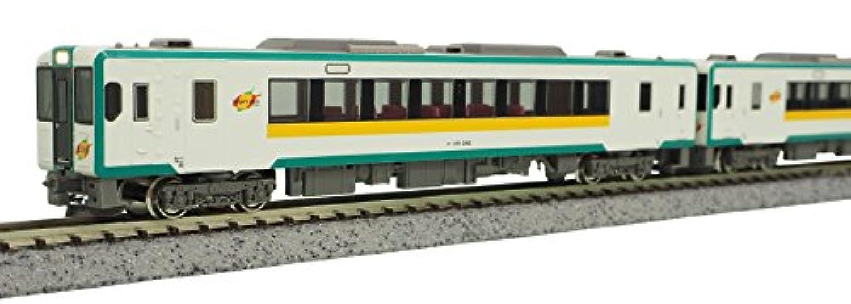 グリーンマックス Nゲージ 30628 JRキハ110形 (200番代?陸羽西線)増結2両編成セット (動力無し)