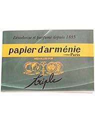パピエダルメニイ トリプル 3個セット お香 / インセンス / アロマペーパー