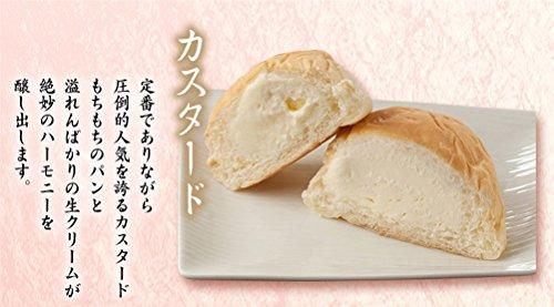【10個セット】 清水屋 生クリームパン カスタード