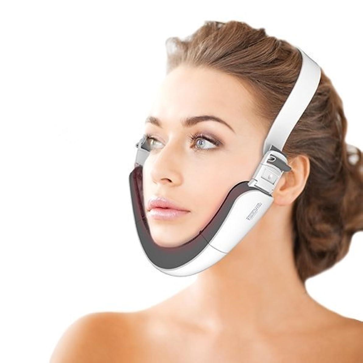 チップ透明に放射能美蘭 エムエス ネック&シン ケア システム / MIRANG MS Neck & Chin Care System MR-NV-111A Self Skin Care Device