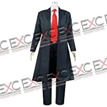 イナズマイレブンGO 鬼道有人(きどうゆうと) スーツ 風 コスプレ衣装・男性Lサイズ