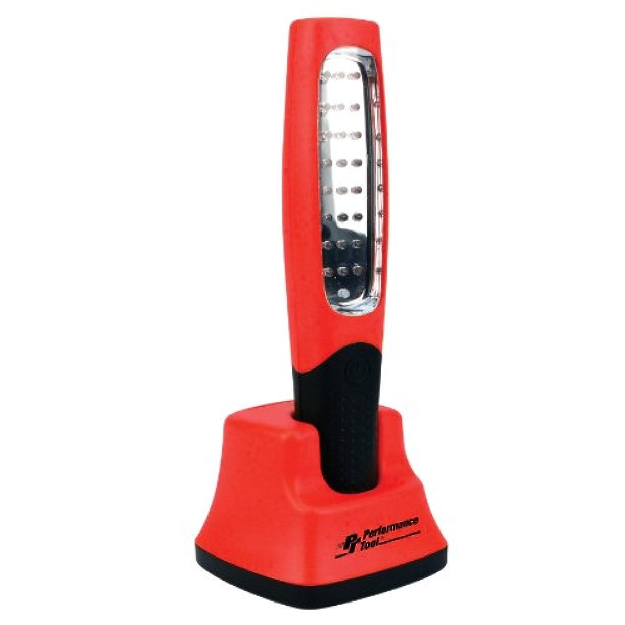 ラッカス特にそのパフォーマンスツールW2480 360度回転吊りフック付き充電式24 LEDワークライト