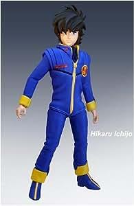 マクロス 一条輝 3000体限定シリアルナンバー付き パイロットフィギュア  マクロス劇場版 Macross Figure Pilot Hikaru Ichijo 12