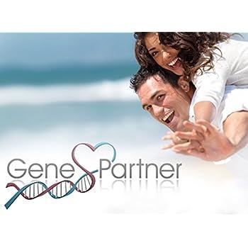 カップル遺伝子検査キット<Gene Partner (ジーンパートナー )2個セット)>5項目測定