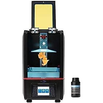 ANYCUBIC PHOTON 光造形式 3Dプリンター FEPフィルム付属 デスクトップ 2K 高精度 UV-LED LCD masking