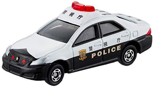 トミカ 110 トヨタ クラウン パトロールカー