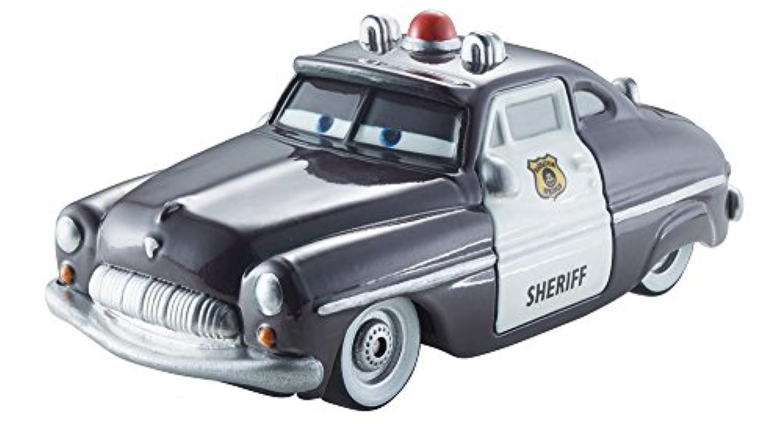 ディズニー / Pixar CARS 2 ムービー 155 カラー Changers Sheriff