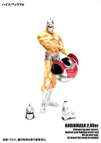 CCP Muscular Collection vol.DX ロビンマスク2.0 第20回超人オリンピック決勝戦ハイスペックVer.(原作カラー)