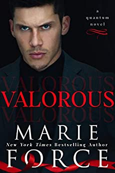 Valorous (Quantum Series Book 2) by [Force, Marie]