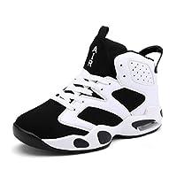 [フルールアンフェ] (ホワイト 26.5) ストリート バッシュ メンズ ハイカット スニーカー 白 黒 shoes FU-9739