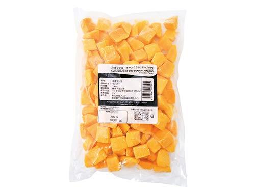 ASC 冷凍マンゴー(マハチャノック) チャンク 1kg