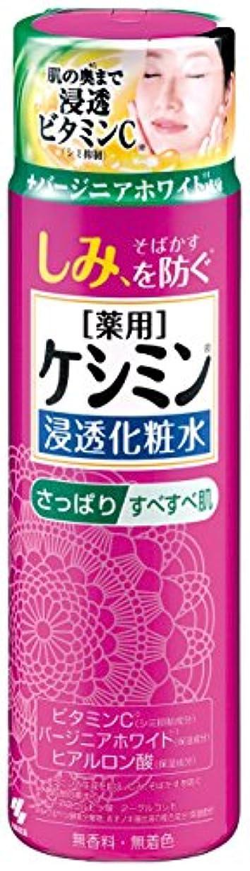 意味するハシー枠ケシミン浸透化粧水 さっぱりすべすべ シミを防ぐ 160ml 【医薬部外品】