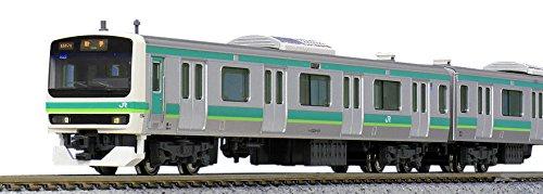 KATO Nゲージ E231系 常磐線・上野東京ライン 5両セット 10-1339 鉄道模型 電車