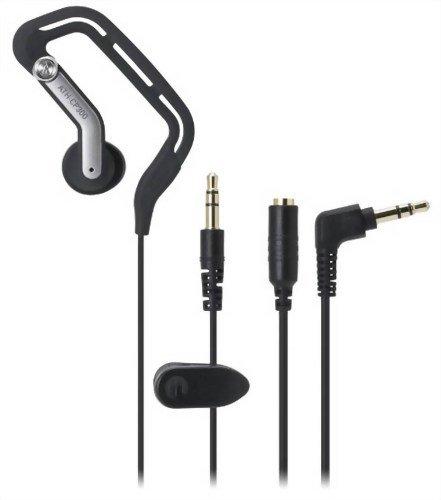 audio-technica インナーイヤーヘッドホン ATH-CP300 ブラック ATH-CP300 BK