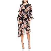 Cooper St Women's Chateau Long Sleeve Ruffle Dress